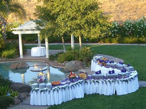 Backyard Wedding Buffet Ideas Backyard Wedding Buffet Yelp