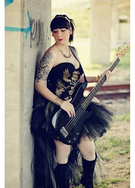 Set Rok Gotik Tutu rocker corset tutu set aftcra