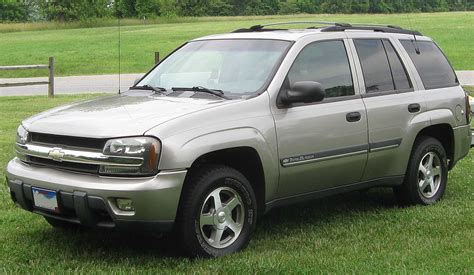 chevrolet trailblazer chevrolet trailblazer la enciclopedia libre