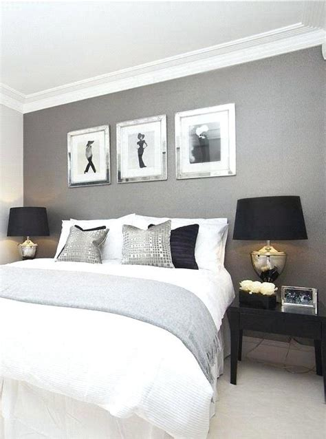 Black White And Silver Bedroom Decor by Black White Grey Bedroom And Ideas Living Room Gold Decor
