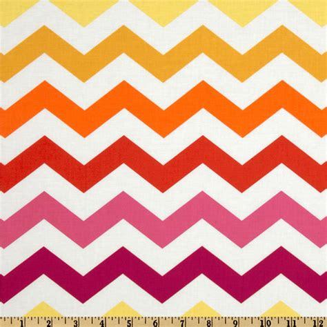 designer fabrics michael miller stripes chic chevron sun yellow discount