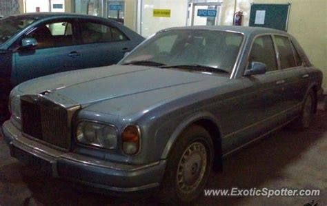 cars of bangladesh roll royce rolls royce silver seraph spotted in dhaka bangladesh on