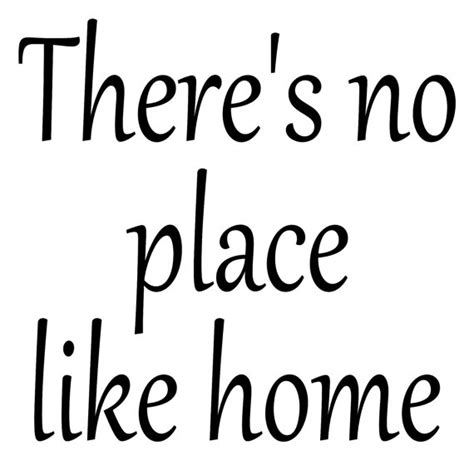 there s no place like home the one series volume 3 books there s no place like home vinyl wall quote by