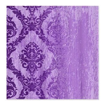 damask purple curtains 17 best images about bathrooms on pinterest lush