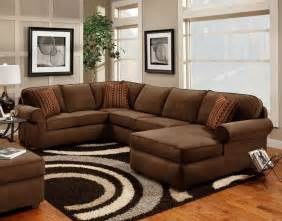 Home Decor Brown Leather Sofa Brown Comfy Couch Decosee Com