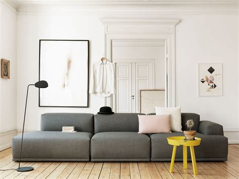 graues sofa buy the muuto connect modular sofa at nest co uk