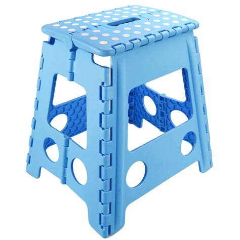 6 Foot Step Stool by Folding Foot Step Stool Multi Purpose Plastic Foldable