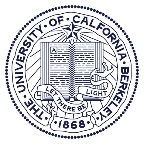 Cal Berkeley Logo Outline by File The Of California Berkeley 1868 Svg Wikimedia Commons