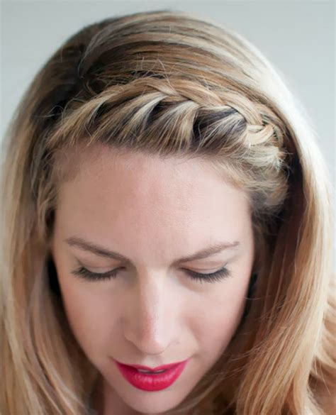 everyday hairstyles without heat top 9 easy everyday hairstyles styles at life