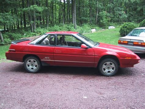 Rhinno06 1989 Subaru Xt Specs Photos Modification Info