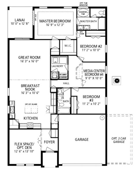 floor plans for custom homes of haines city manufactured new home floorplan haines city fl hton in stonewood