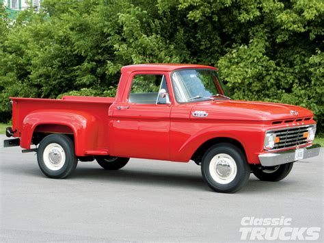64 Ford F100 by 64 Ford F100 Specs