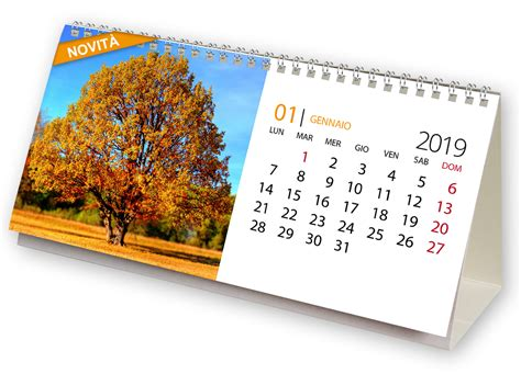 calendario da tavolo con foto crea il tuo calendario da tavolo a partire da 3
