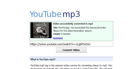 youtobe mp3 org mp3 how to convert youtube video to mp3 tricks