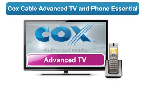 cox home phone plans 177 see terms and conditions