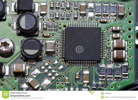 electronic circuit card electronic circuit board royalty free stock photos image