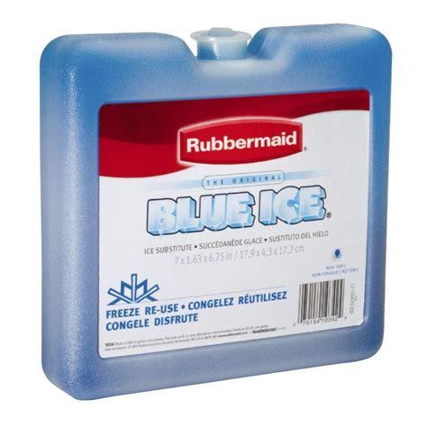 rubbermaid blue weekender pack fg1034tl220 the