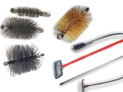 spazzola pulisci camino scovoli e spazzole per sbavatura pulizia camino pulizia