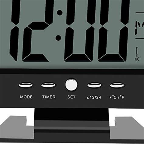 schreibtische röhr multifunktions klangsteuerung gro 223 e lcd digitaluhr tisch