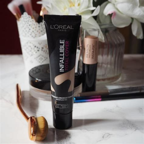 Loreal Total Cover Foundation l oreal infallible total cover foundation from a tr