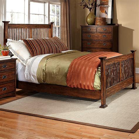 mission oak bedroom furniture bedroom furniture mission furniture craftsman furniture