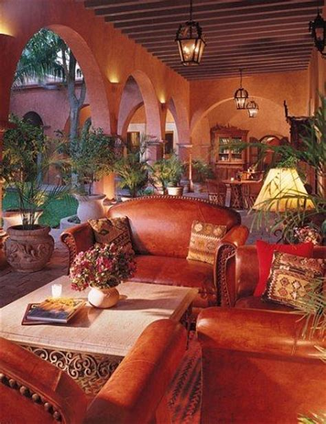Hacienda Home Interiors by 115 Best Images About Mexican Hacienda Furniture On