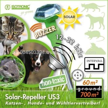 backyard animal sounds solar repeller us3 dog cat mole buy solar dog cat