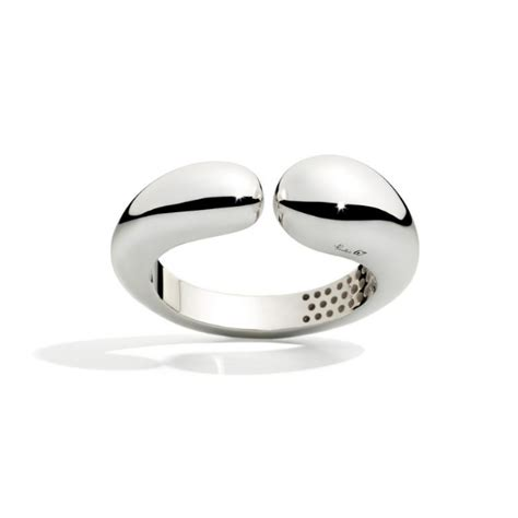 pomellato 67 anelli pomellato 67 bracciale in argento