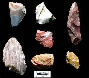 flint color alibates flint quarries