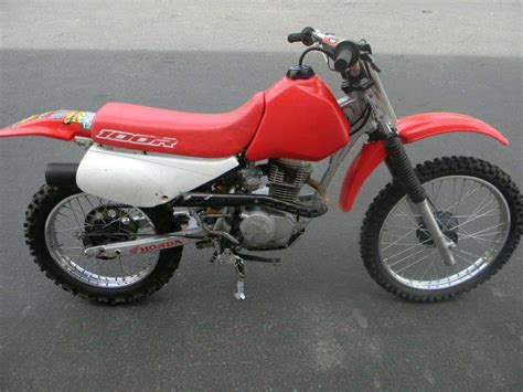 buy honda buy 2000 honda xr100r dirt bike on 2040 motos