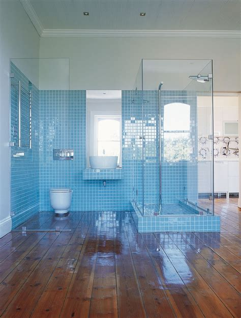 blue bathroom ideas gratifying you who blue color
