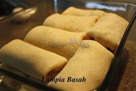 lumpia basah indonesian spring rolls olivias