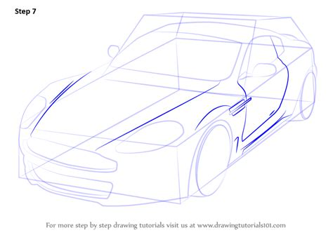 how to draw a aston martin learn how to draw aston martin dbs sports cars step by