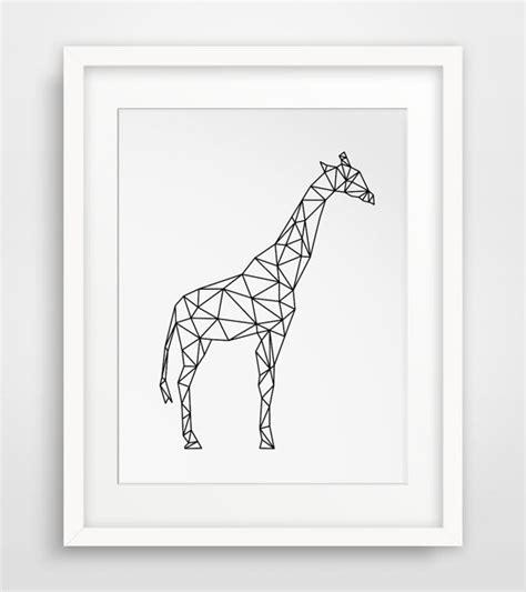 Home Decor Nz Online by Geometric Animal Print Giraffes Giraffe By Melindawooddesigns