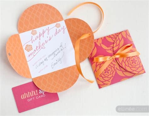 Mother S Day Gift Cards - 12 cool and easy to make mother s day cards shelterness