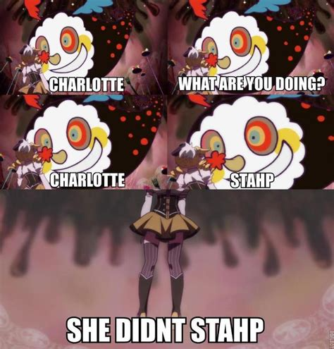 Charlotte Meme - charlotte can t stahp stahp know your meme