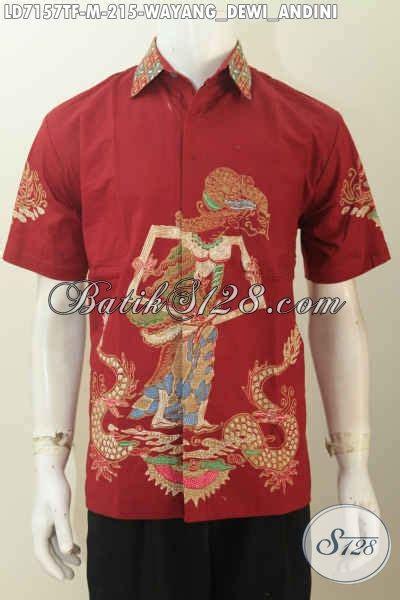 Hem Batik Padi by Hem Batik Pria Motif Wayang Dewi Sri A K A Dewi Padi Baju