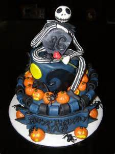 nightmare before christmas quot sweet 16 quot cake cake by jon o