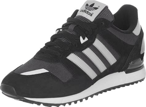 adidas zx  shoes black white
