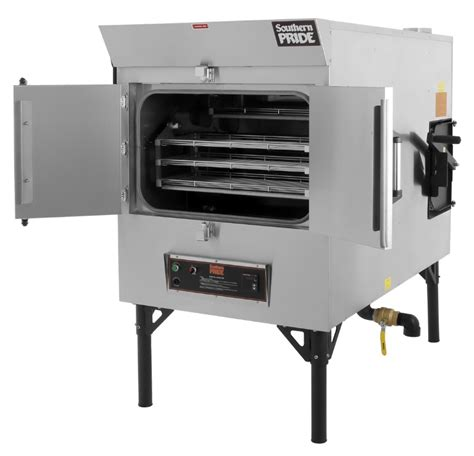 southern pride oven rotisserie smoker 300lb capacity