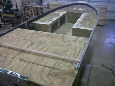 aluminum boat deck ideas 1000 ideas about aluminum jon boats on pinterest jon