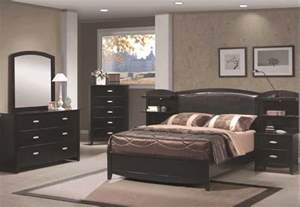 collection modern style color finished bedroom