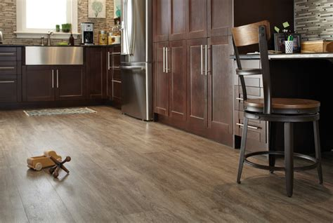 luxury vinyl flooring tile lvt planks lvp modern kitchen toronto by floorsfirst canada
