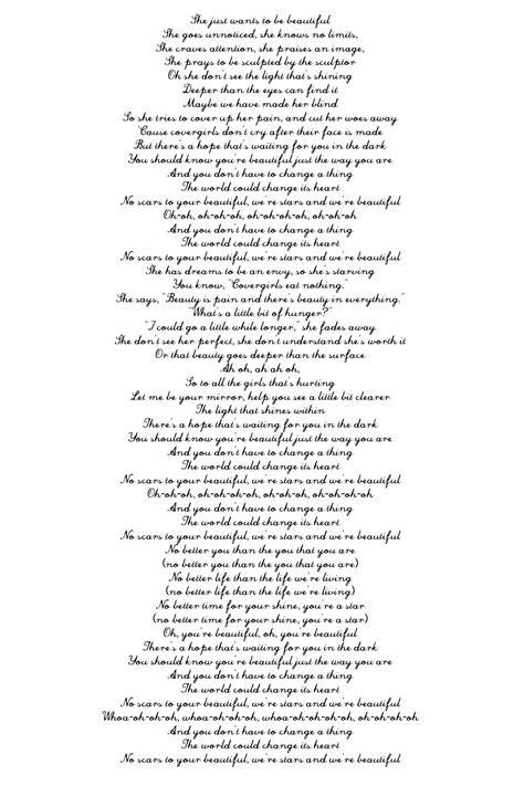 beautiful songs lyrics the 25 lyrics to scars to your beautiful by alessia cara quotes