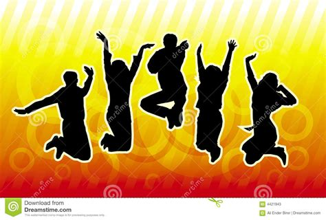 happiness team happy team stock photos image 4421943