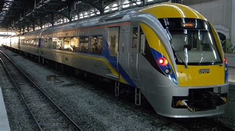 Ets Ktm Malaysia Ktmb Launching 12 New Services Offers Discounts The