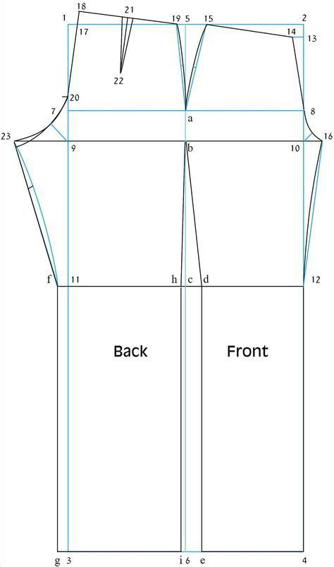 pattern drafting notes 21 best images about modello pantalone on pinterest