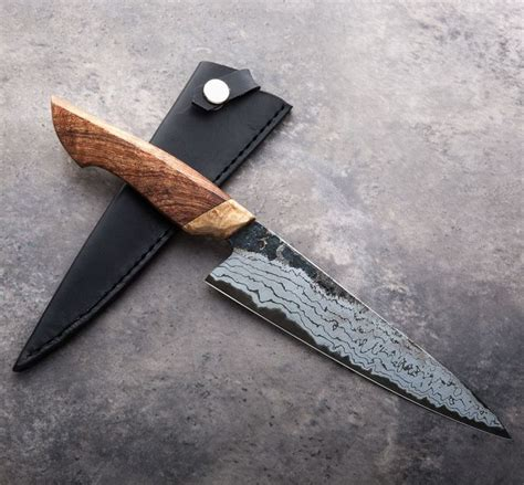 Handmade Kitchen Knives Australia - 255 best images about custom chef knives on