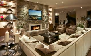 Basement Designs by Mountain Modern Decor Decosee Com