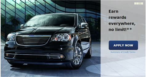Apply For Chrysler by How To Apply For The Chrysler Mastercard